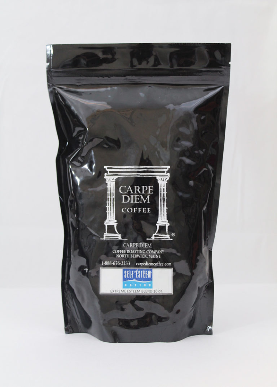 Carpe diem Extreme Esteem Coffee by Self Esteem Boston