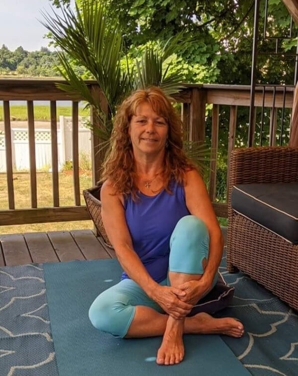 Dee Lyon of Real Life Yoga Studios